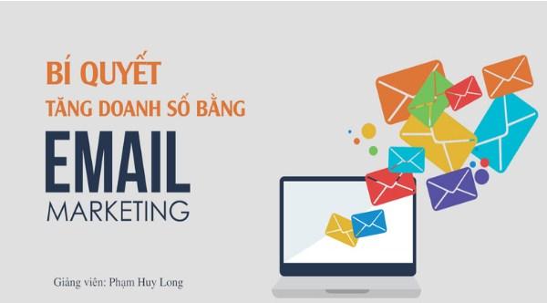 Email Marketing là nơi đầu tiên giúp bạn tiếp cận trực tiếp với khách hàng và tạo dấu ấn với họ