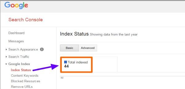 Làm cách nào tôi có thể biết được các trang Web được indextrong Google?