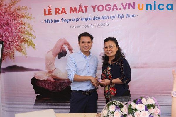 Website học Yoga trực tuyến đầu tiên tại Việt Nam 2
