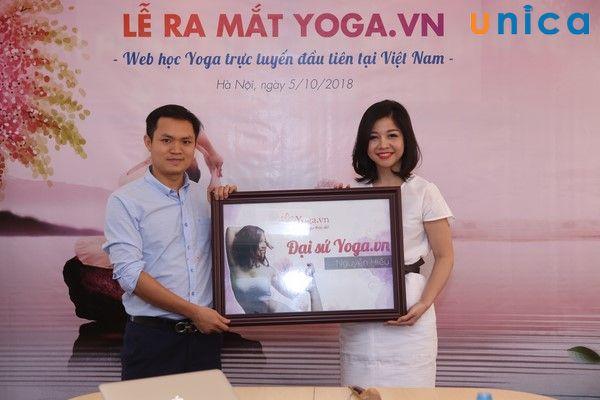 Website học Yoga trực tuyến đầu tiên tại Việt Nam 1