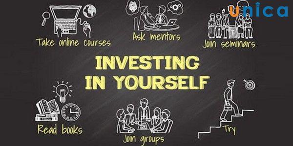 Bí quyết 9 - Đầu tư cho bản thân