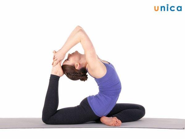 yoga giúp vận động toàn diện cơ thể