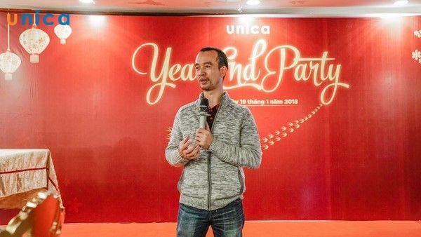 Ông Nguyễn Trọng Thơ gửi lời cám ơn đến các khách mời