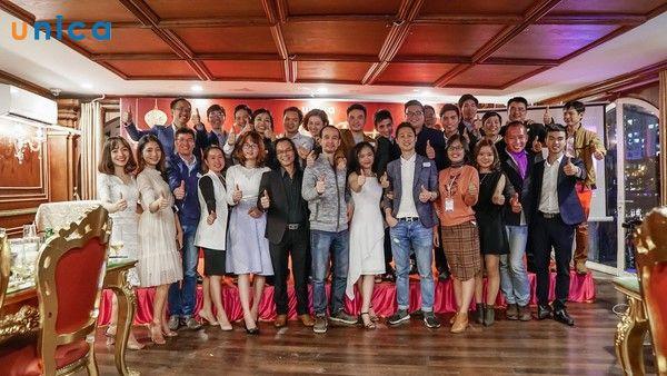 Unica tổ chức sự kiện tri ân cuối năm 3