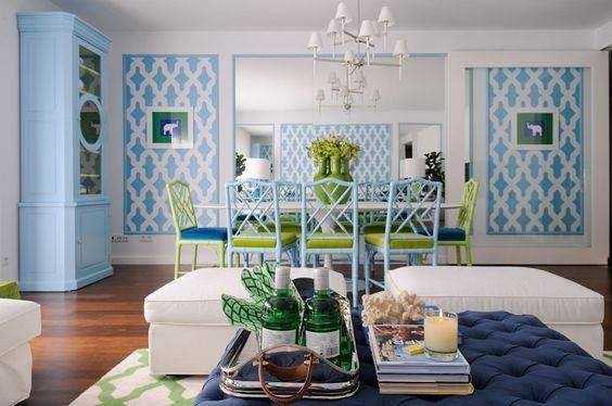 33 phong cách thiết kế nội thất độc đáo