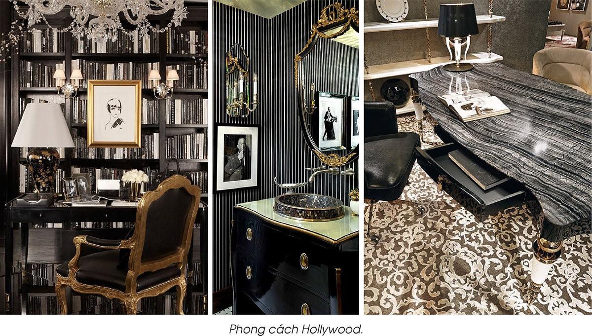Mác bạn 33 phong cách thiết kế nội thất hiện nay