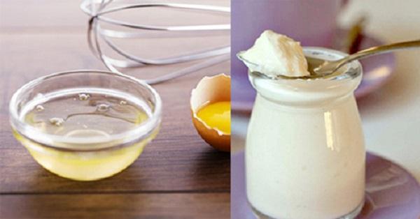 Tìm hiểu cách làm mặt sữa chua trị mụn hiệu quả