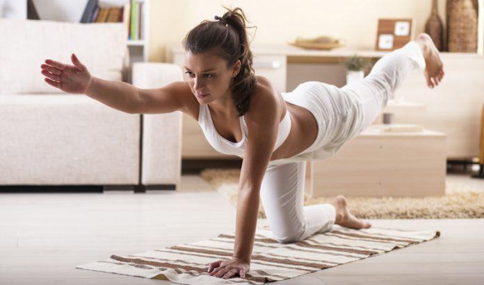 Chia sẻ bí quyết tập yoga thành công ngay tại nhà