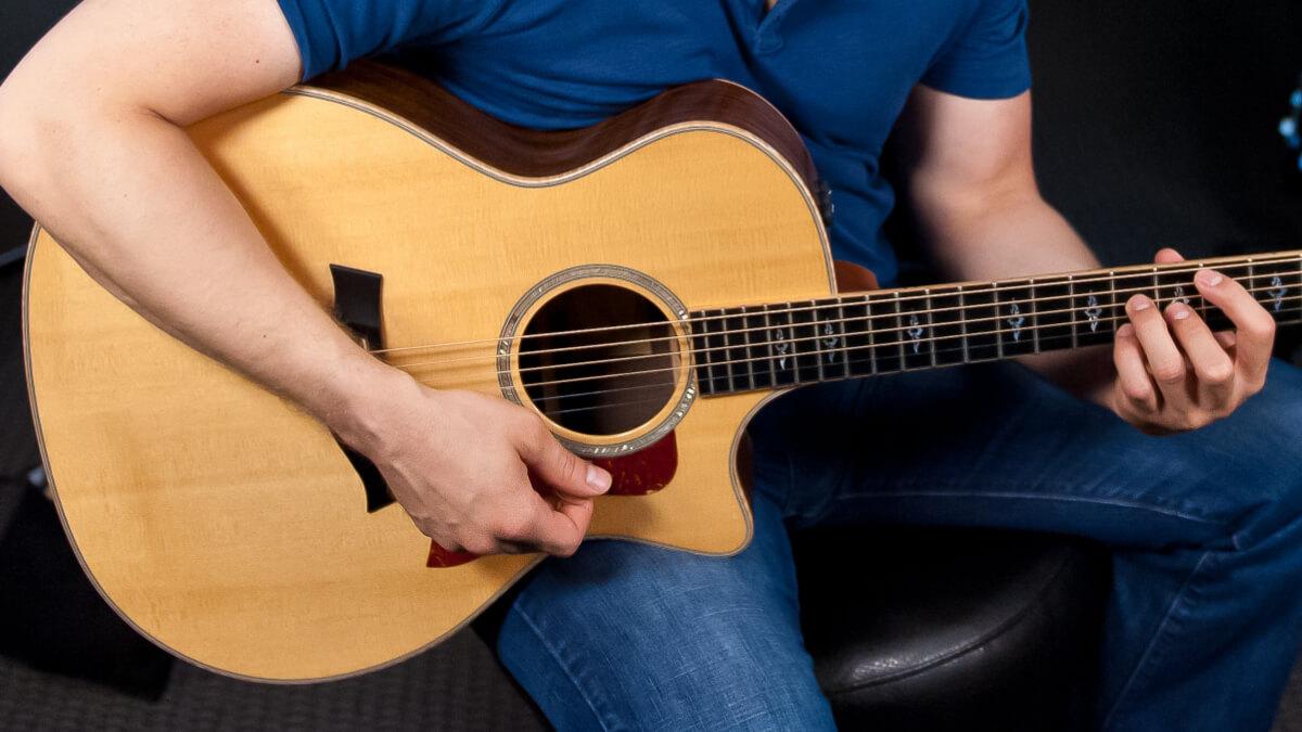 Cách bấm hợp âm Guitar cơ bản