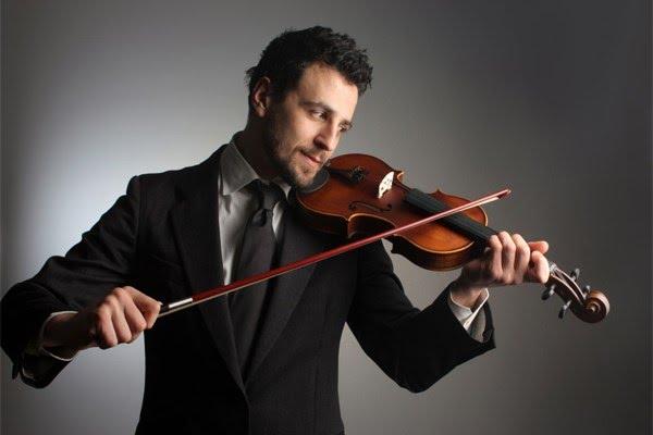 Học cách chơi violin