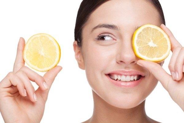 Công dụng tuyệt vời của mặt nạ chanh với làn da