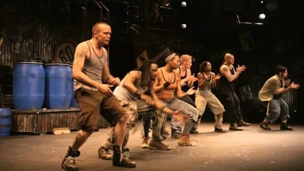 Lịch sử hình thành của điệu nhảy Shuffle Dance