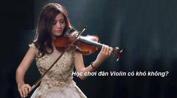 Học đàn Violin có khó không?