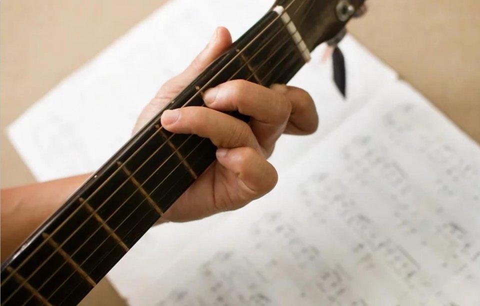 Bí quyết học Guitar ngay tại nhà