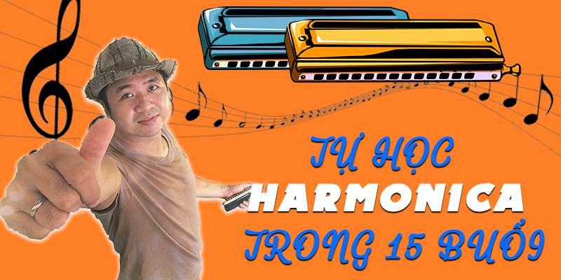 Học Harmonica hiệu quả thông qua khóa học trên UNICA