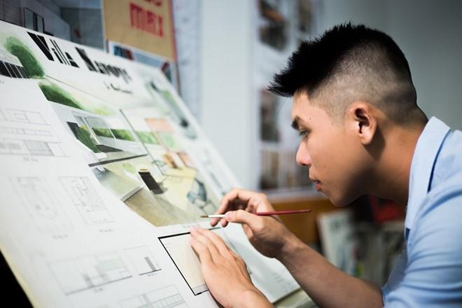 Lưu ý quan trọng khi học thiết kế nội thất