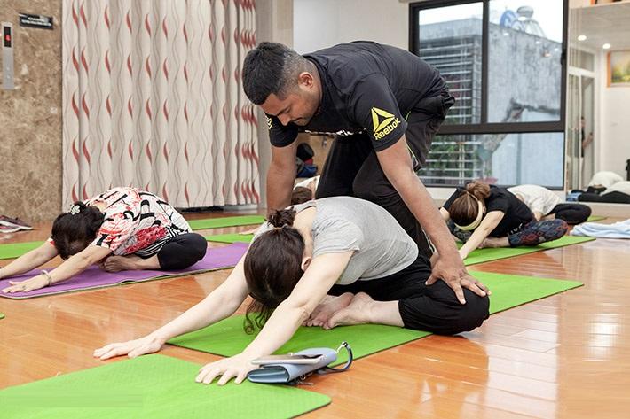 Có nên học yoga tại các trung tâm thẩm mỹ?