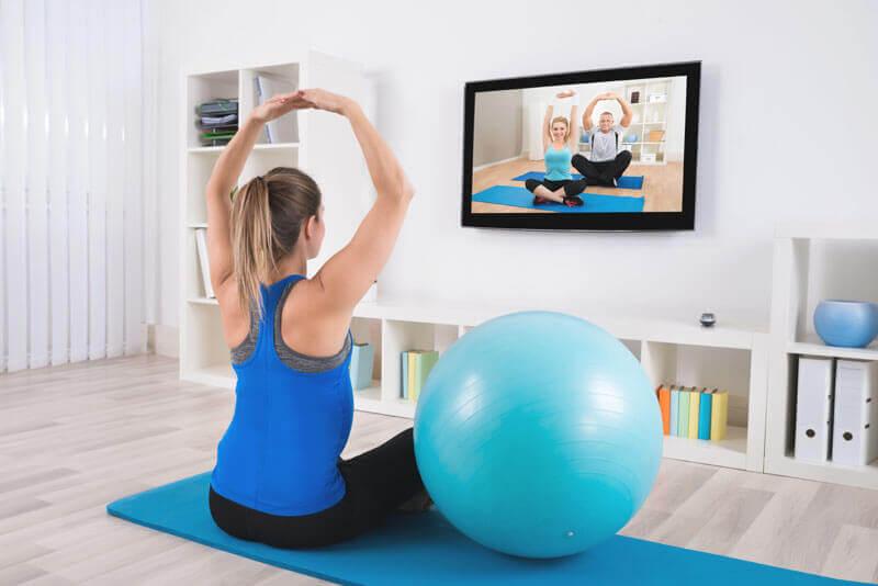 lợi ích của việc học yoga online tại nhà