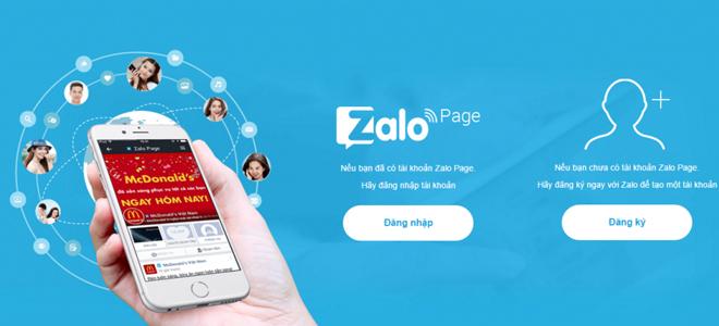 UNICA hướng dẫn bán hàng trên Zalo page cho người mới bắt đầu
