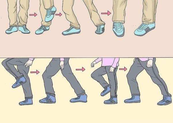 Hướng dẫn nhảy Shuffle hiệu quả