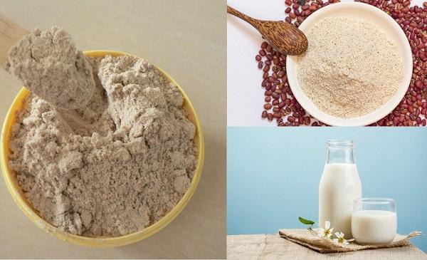 Cách làm mặt nạ cám gạo giúp làm đẹp da