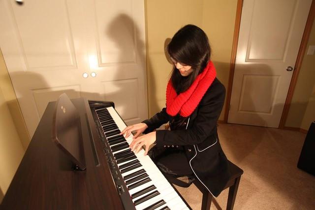 khóa học piano trên UNICA