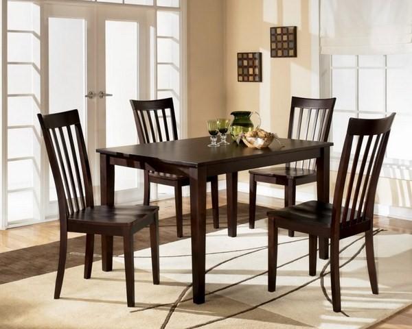 Kích thước tiêu chuẩn bàn ăn hình chữ nhật