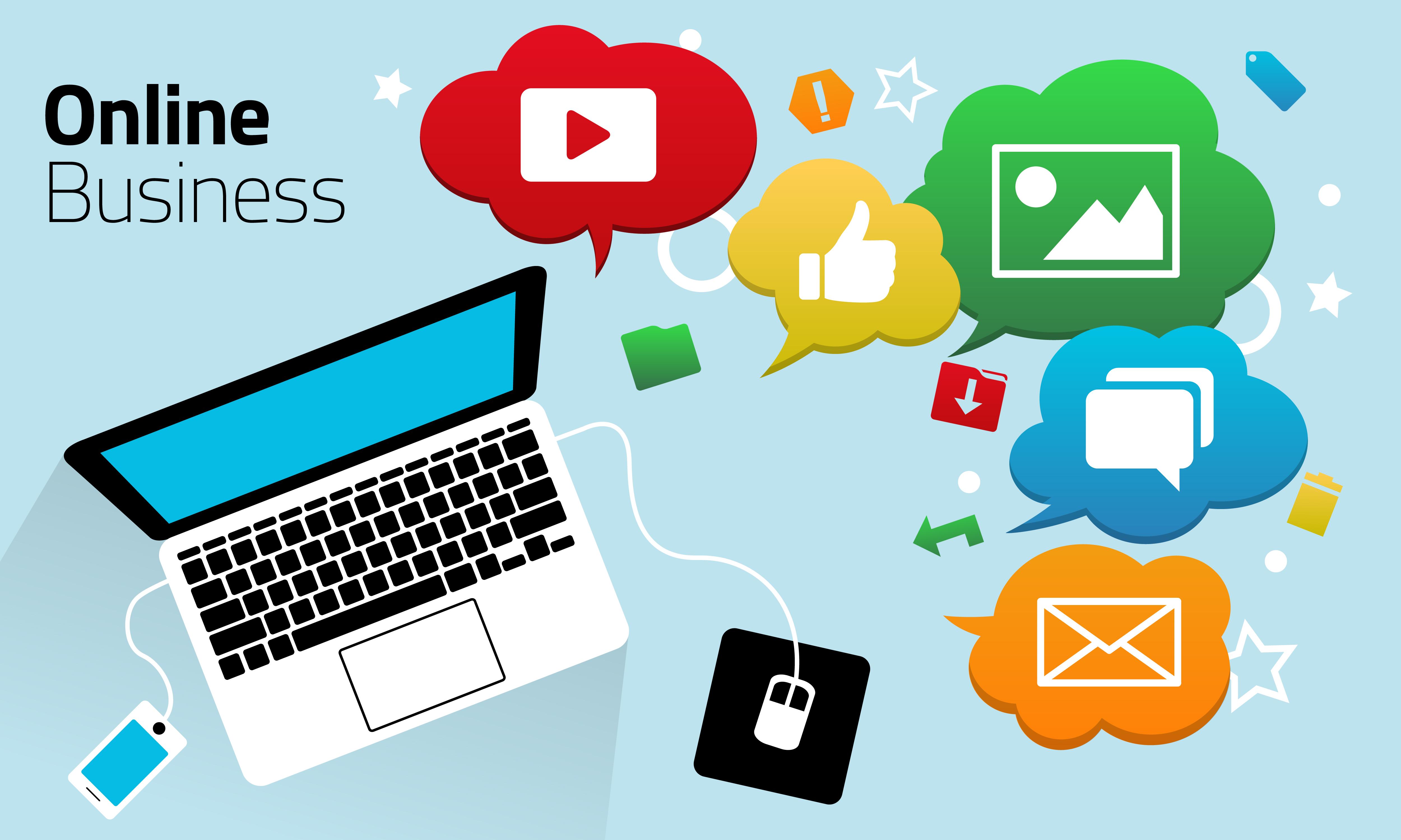 Kinh doanh online tại nhà với những bước đơn giản này