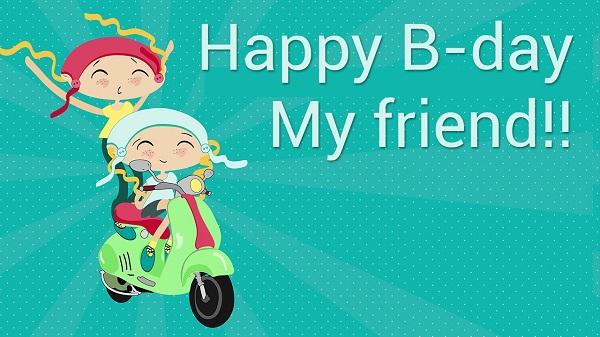 những lời chúc sinh nhật độc đáo trên facebook dành tặng bạn
