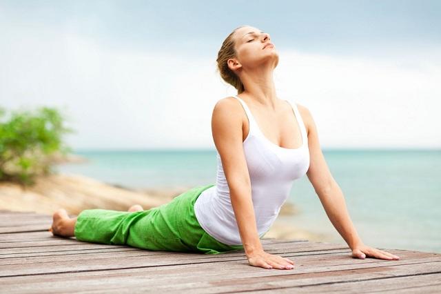 tác dụng của yoga với phụ nữ