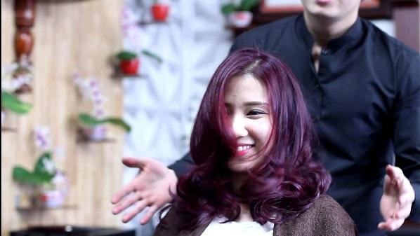 những màu tóc nhuộm đẹp 2019