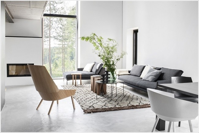 Tại sao nên sử dụng các gam màu trung tính trong thiết kế nội thất?