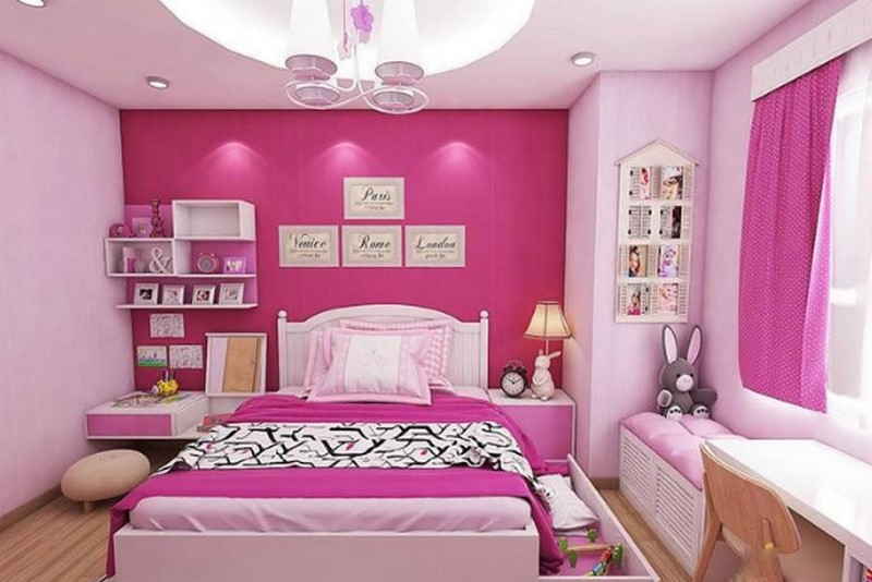 Phối màu trong thiết kế nội thất