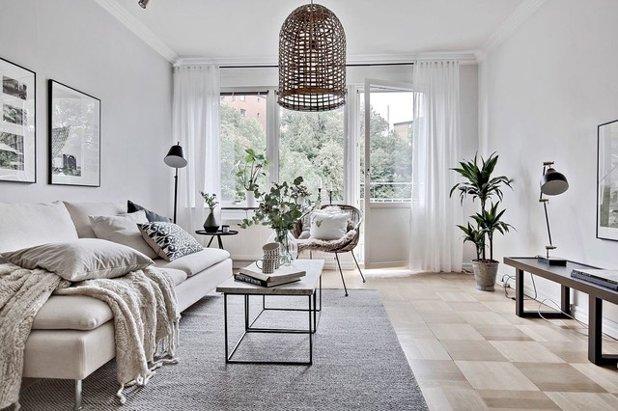 Thiết kế không gian sống với phong cách Scandinavian
