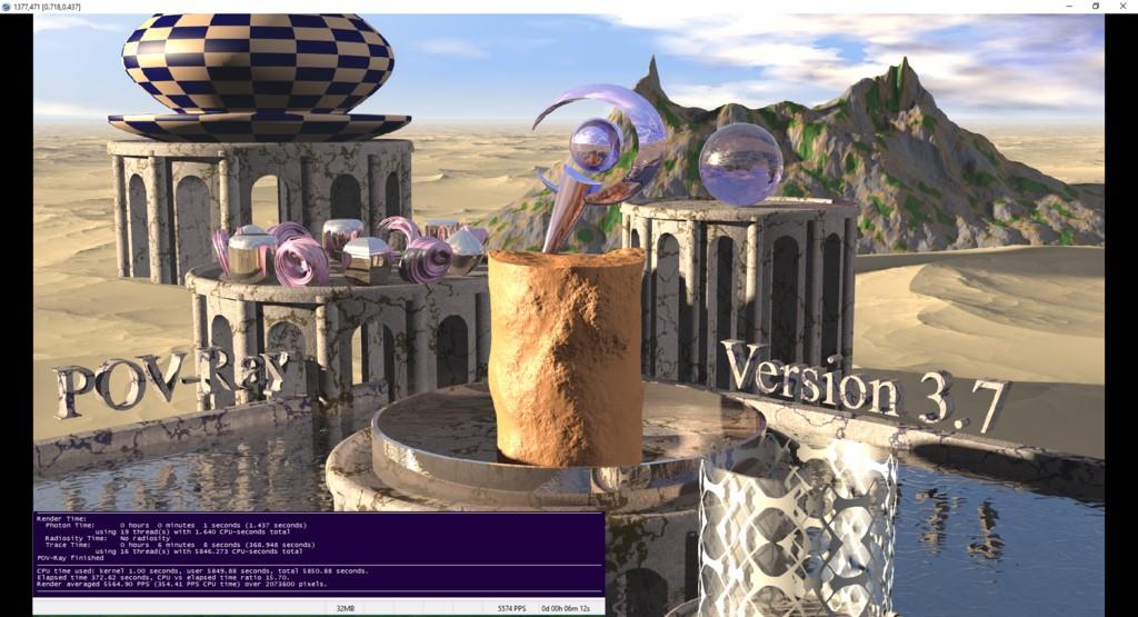 Các cách Render 3D