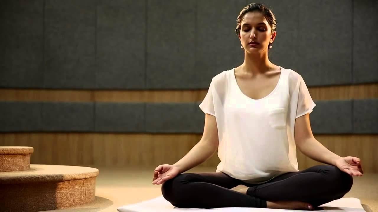 Tập yoga giảm cân đúng chuẩn
