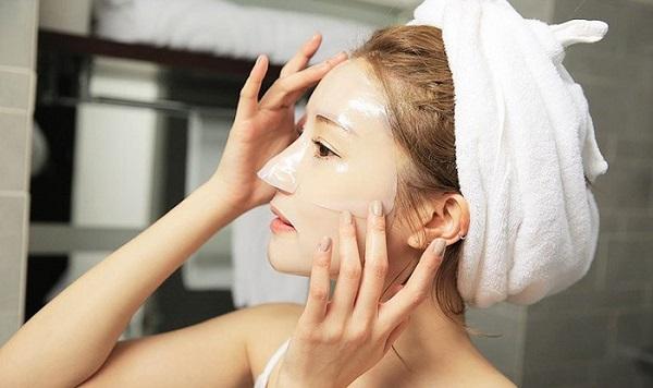Cách đắp mặt nạ giấy đúng chuẩn