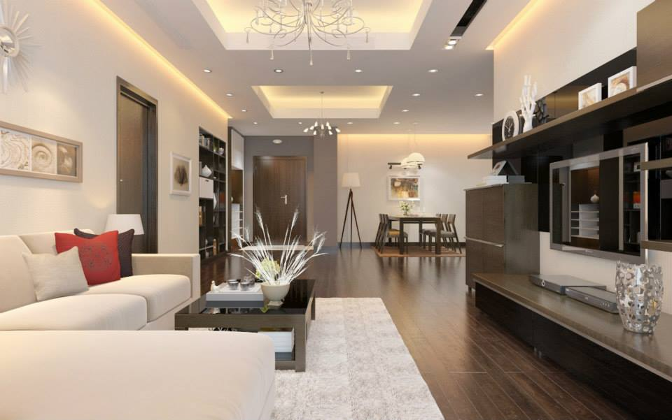 Thiết kế nội thất là gì?Xu hướng thiết kế nội thất 2019