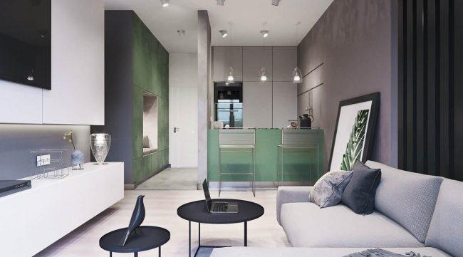 Xu hướng thiết kế nội thất được ưa chuông trong năm 2019