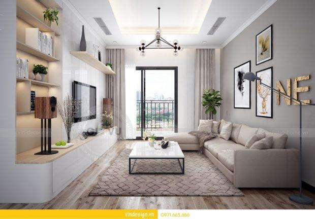 Đặc điểm của thiết kế nội thất nhà ở theo phong cách hiện đại