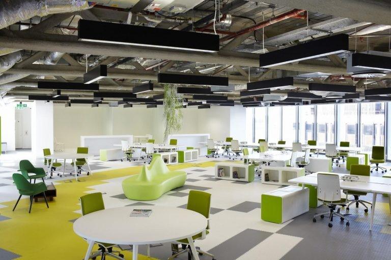 Những lưu ý khi thiết kế nội thất văn phòng