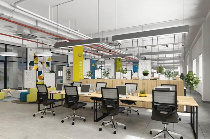 Lưu ý khi thiết kế nội thất văn phòng