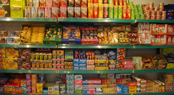 kinh doanh nhỏ ở quê với cửa hàng tạp hóa