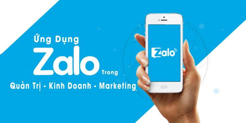 Khóa học Ứng dụng Zalo trong Quản Trị Kinh Doanh Marketing tại Unica