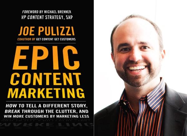 Epic Content Marketing của Joe Pulizzi