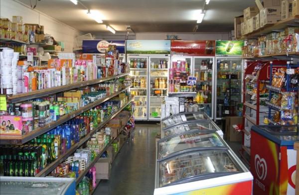 Kinh doanh cửa hàng tạp hóa