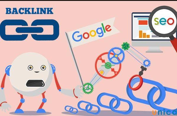 xây dựng backlink đến những web chất lượng
