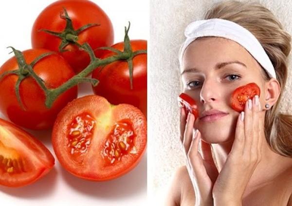 Mặt nạ cà chua có tác dụng vô cùng tốt cho làn da của bạn