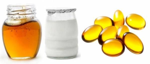 Mặt nạ vitamin E và sữa chua giúp da luôn căng bóng, mịn màng