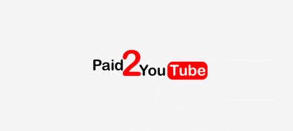 Paid2youtube là một trang kiếm tiền online theo hình thức PTC (paid to click) uy tín